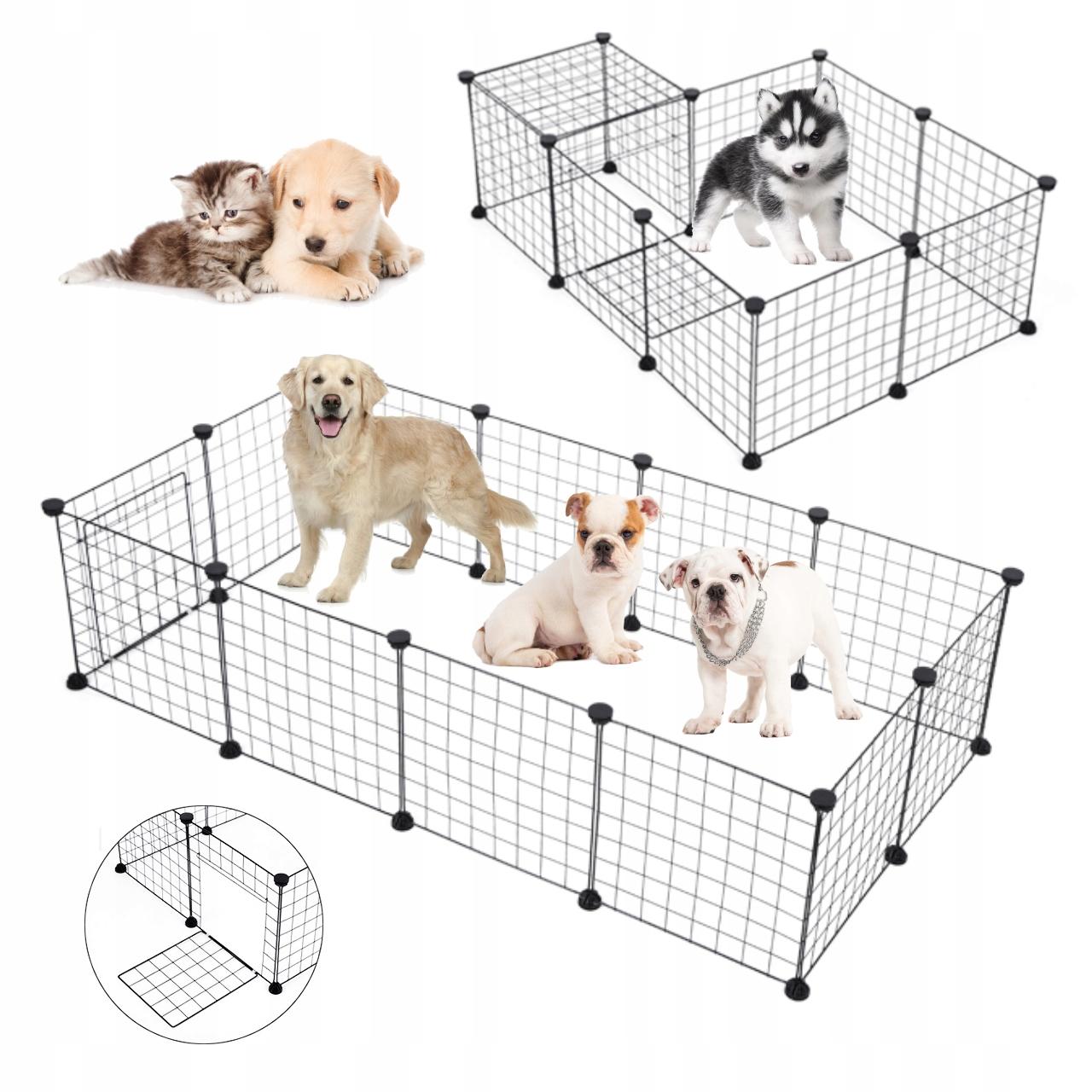 Манеж клетка загон для собак кошек собак