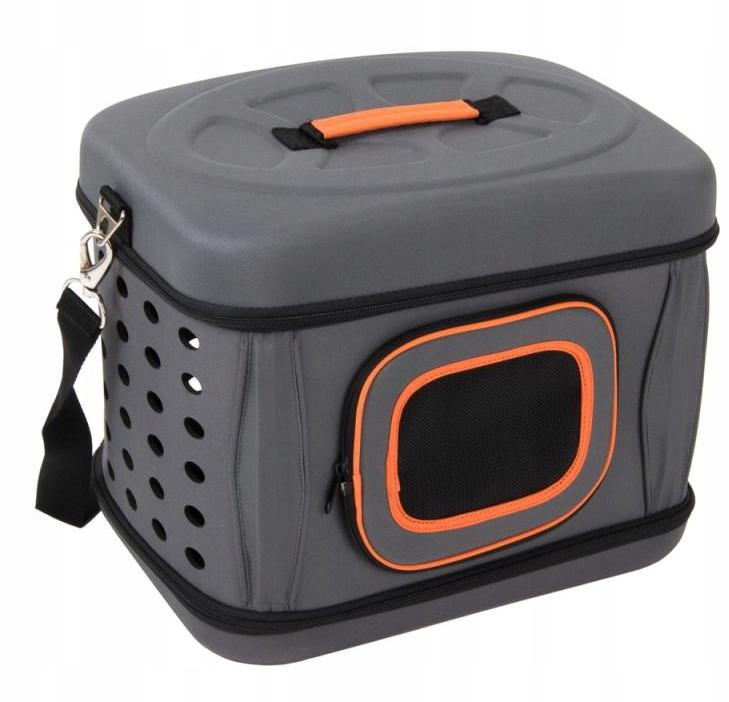 Складная транспортировочная сумка ТРАНСПОРТЕР кошки к собаке