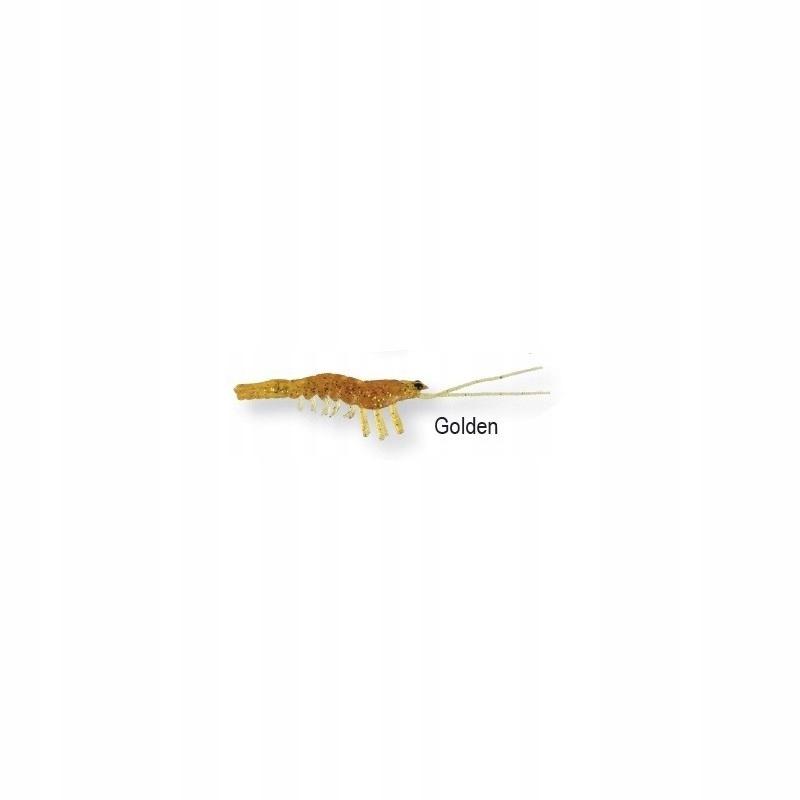Savage Gear 3D Manic Shrimp 10cm Golden