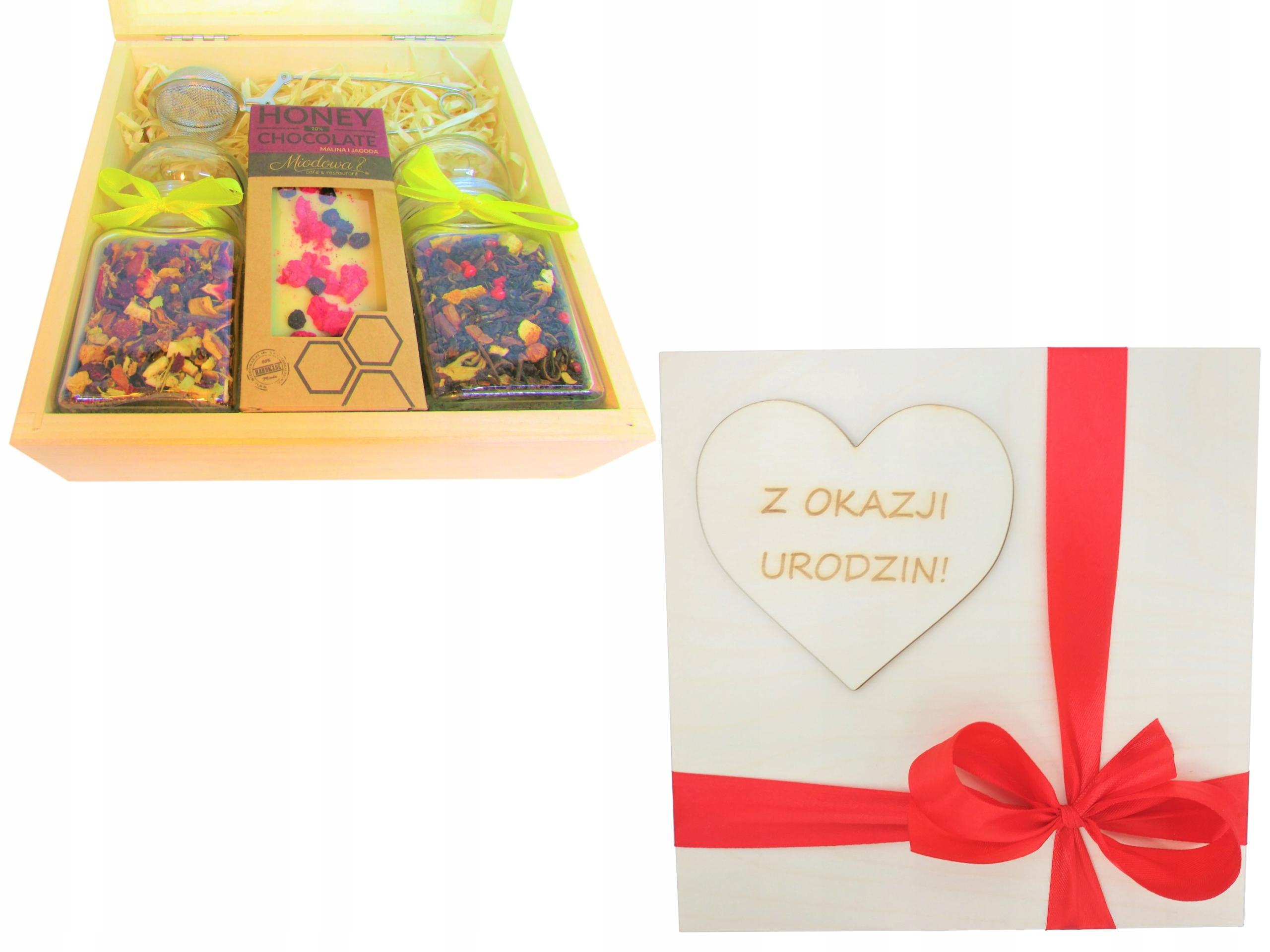 Čaj Zaparzacz Čokoláda - darček na NARODENINY!