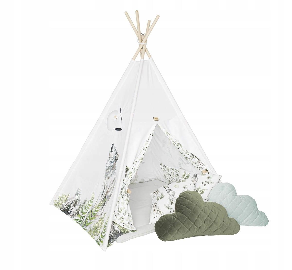 Палатка Wolf Teepee без подушек BabySteps