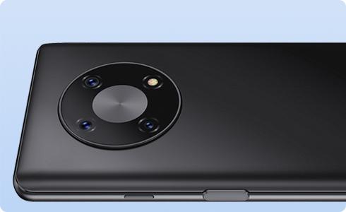 CUBOT MAX 3 6,95' 6/64GB LTE ANDROID 11 DUAL SIM Funkcje aparatu lampa błyskowa autofocus panorama zoom nagrywanie wideo wykrywanie twarzy zdjęcia seryjne samowyzwalacz