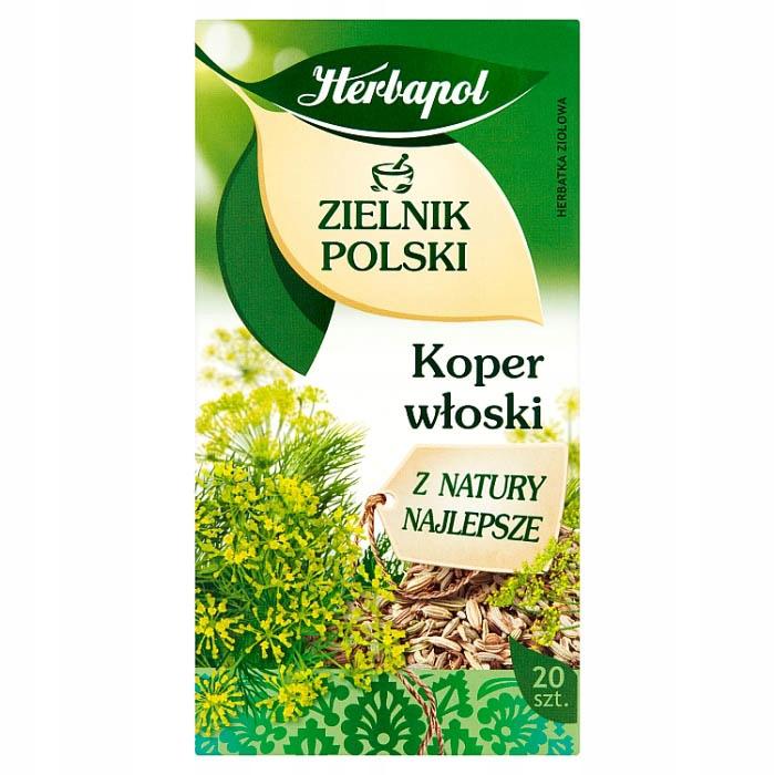 Herbapol Zielnik Polski koper włoski 40g