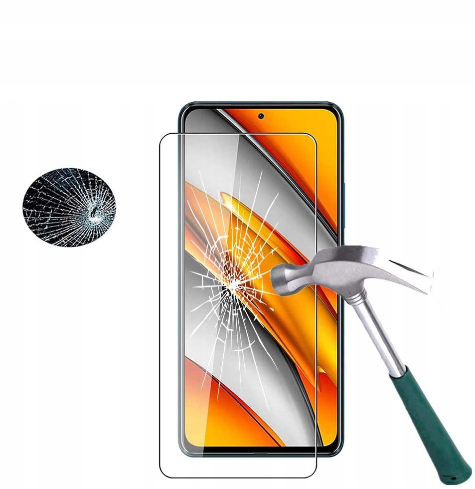 Szkło Hartowane Płaskie 9H do Xiaomi Poco F3 Rodzaj szkło hartowane