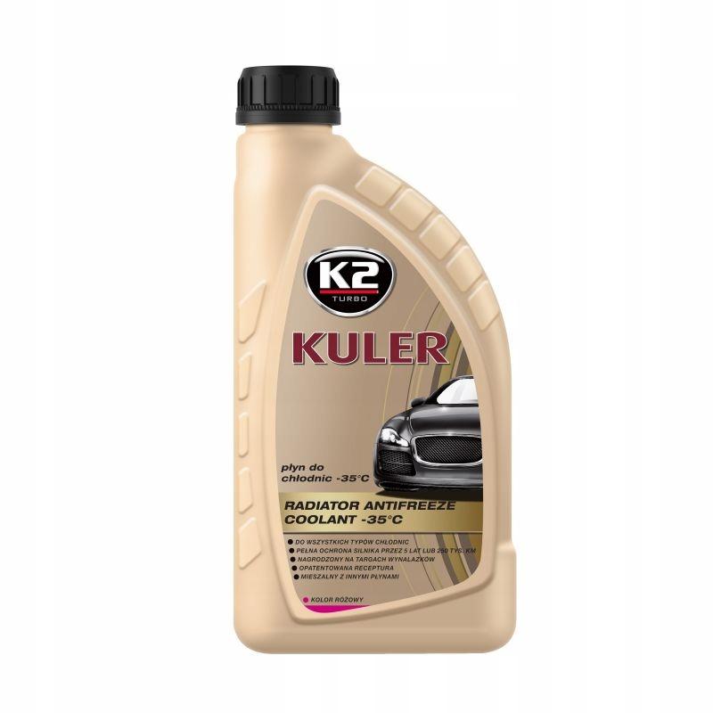 K2 KULER COOLER LIQUID 35C РОЗОВЫЙ G13 1Л