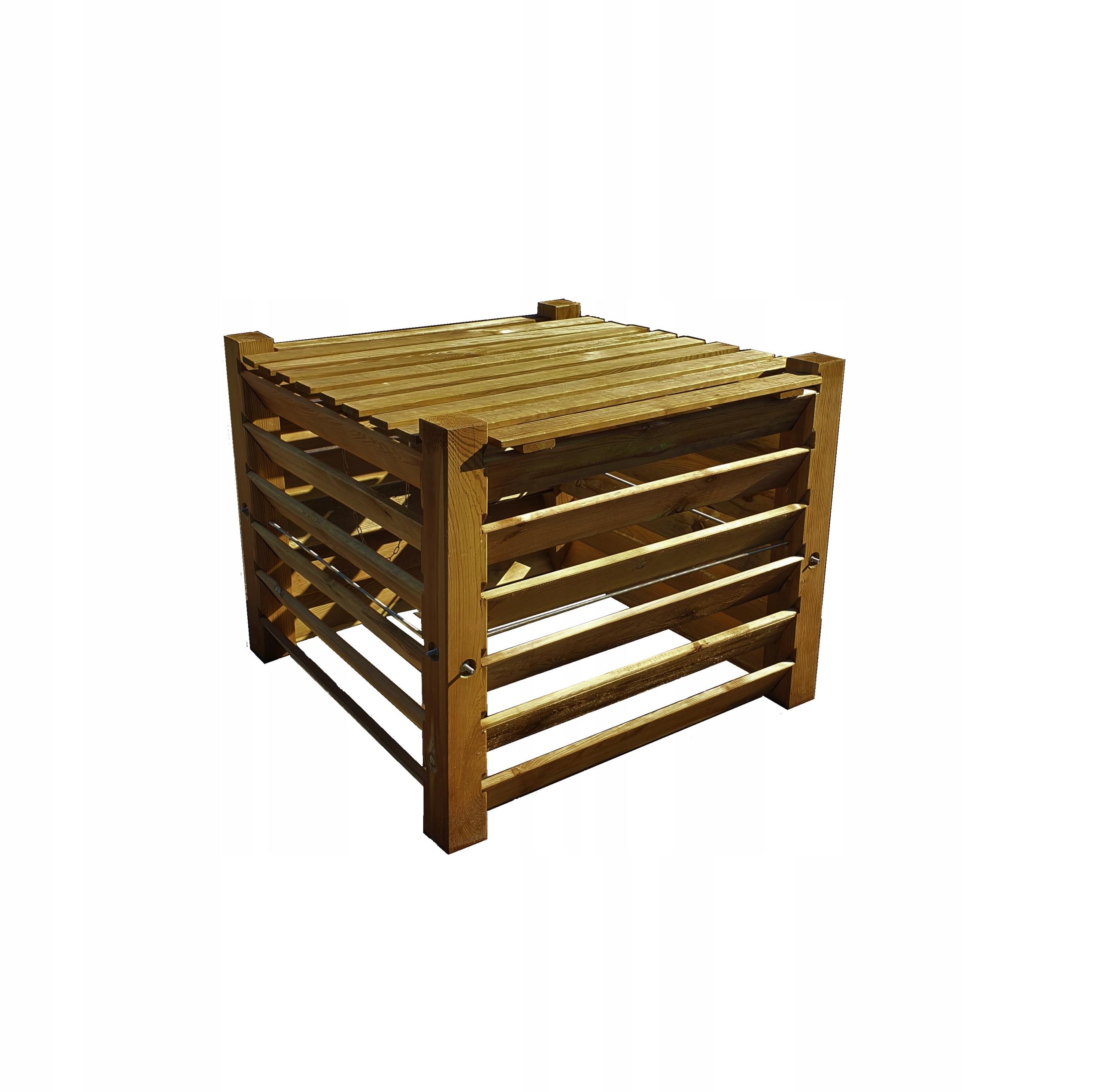 КОМПОЗИЦИОННАЯ КОРОБКА деревянная с крышкой 125х125х80