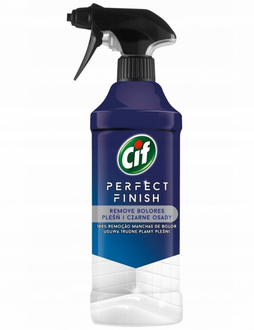 CIF PERFECT FINISH MOLD BLACK DEPOSITS SPRAY 435ML