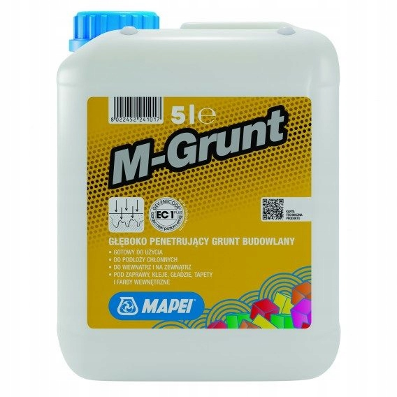 M-Grunt Mapei 5 l