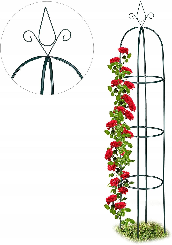 PERGOLA OGRODOWA Kolumnowa OBELISK na róże 190CM