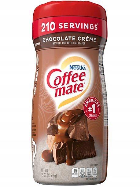 Шоколадный крем Coffee Mate 425г из США