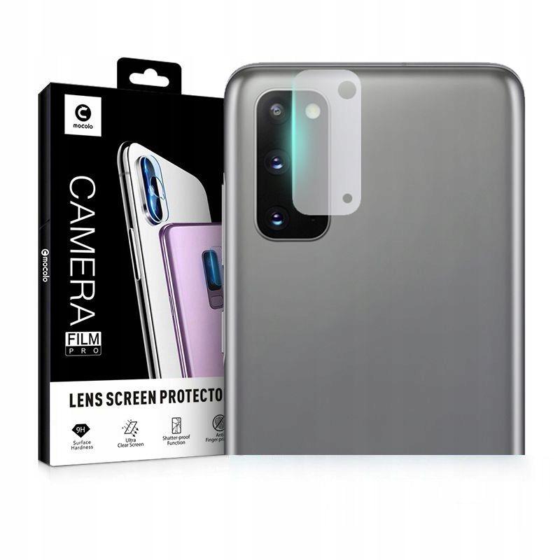 Szkło hartowane na aparat do Samsung Galaxy S20