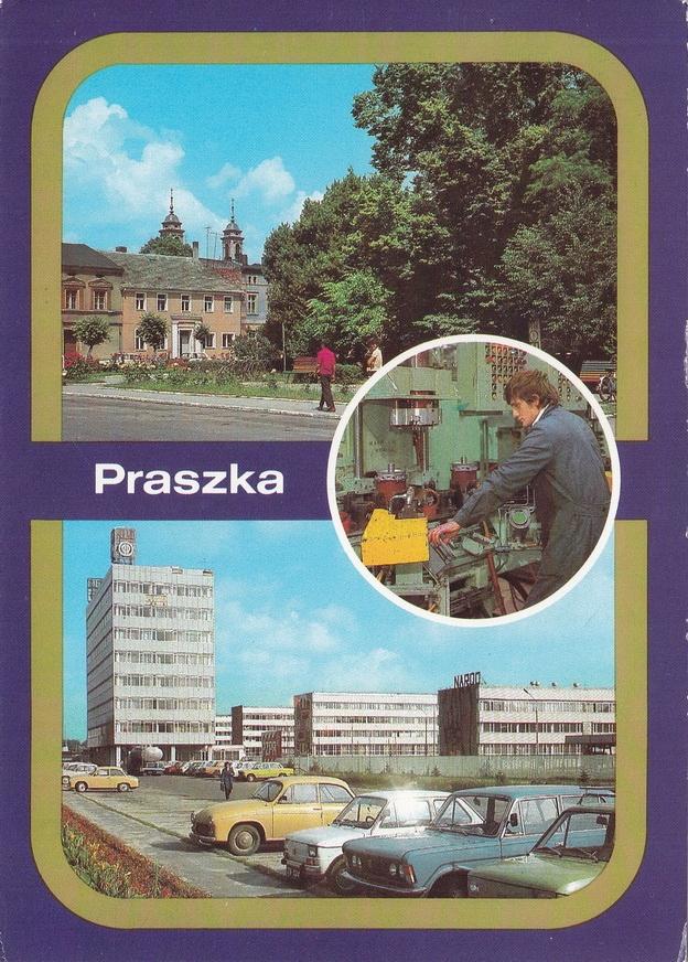 PRASZKA - PL. GRUNWALDZKI - ZSM POLMO - SYRENA
