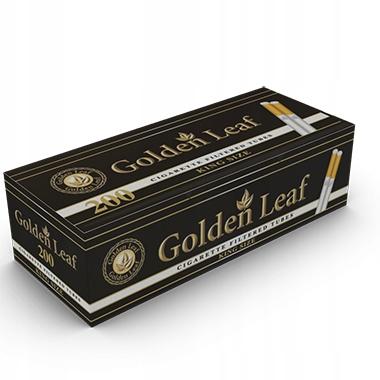 Сигарета Thimbly Золотой лист 200 - классический