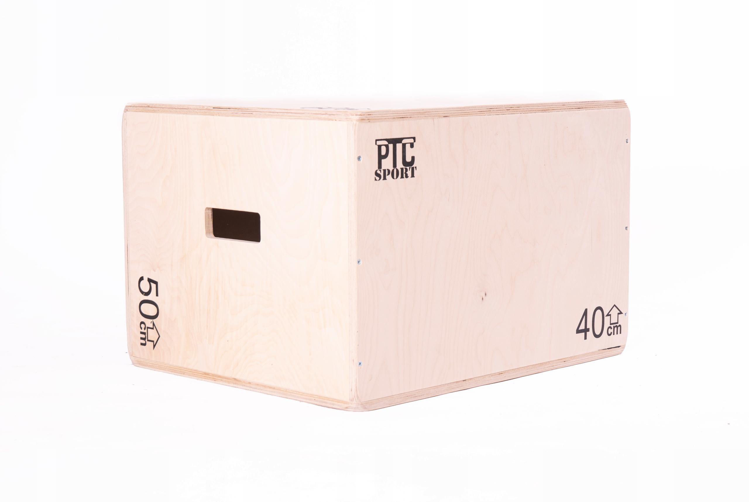 CrossFit hrudník Plyomethnický 60x50x40 15mm