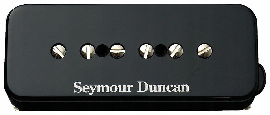 Seymour Duncan SP90 1N Vintage P90 Soapbar BLK