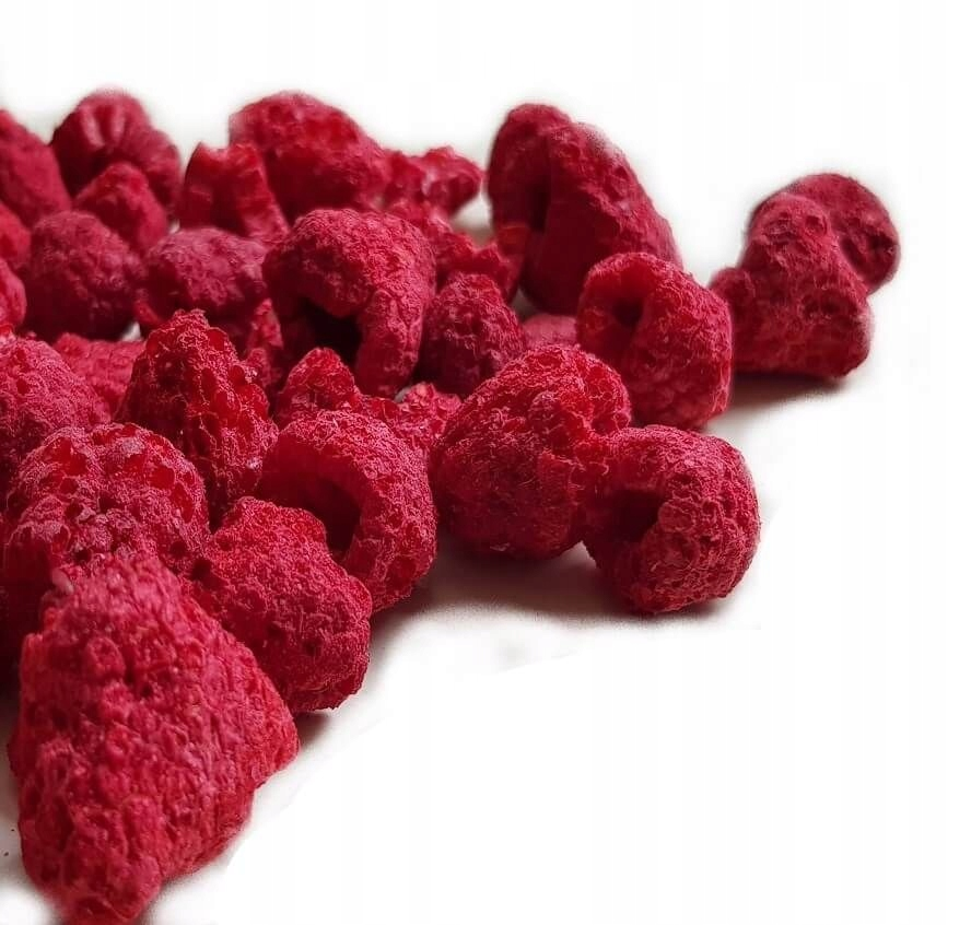 Сублимированные целые фрукты малины 100г
