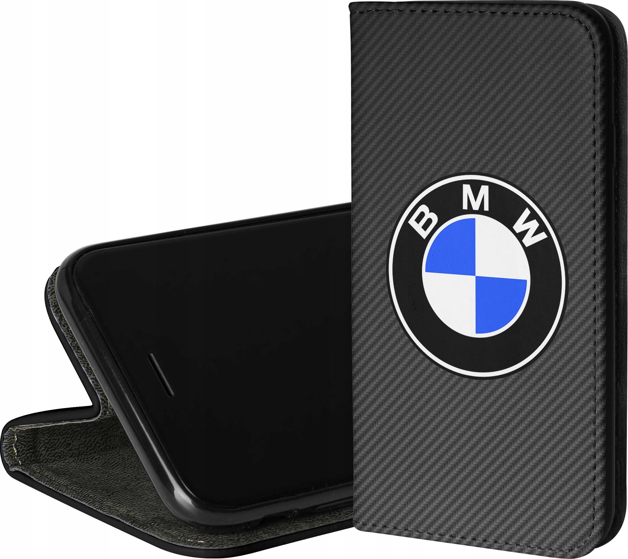 Etui Book BMW3 Huawei Y5P