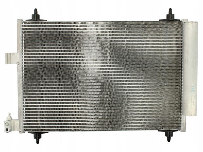 радиатор кондиционирования воздуха к peugeot 407 citroen c5