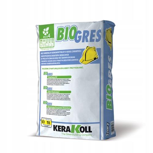 Купить KERAKOLL BIOGRES KLEJ DO GRESU 25 KG на Otpravka - цены и фото - доставка из Польши и стран Европы в Украину.