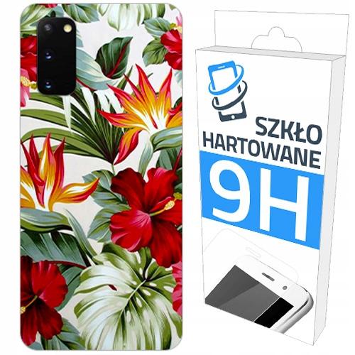 200 wzorów Etui+szkło Do Samsung Galaxy S20 Case