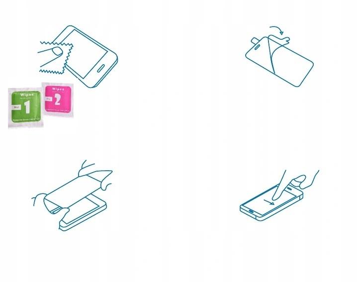 TEMPERERT GLASS til Samsung Galaxy A51 Dedikert modell av Samsung Galaxy A51