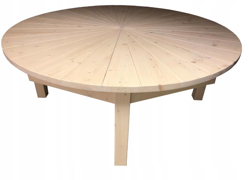 Садовый столик круглый 180170160150140130120