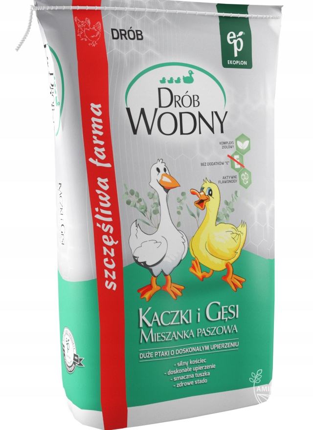 Goose Duck Grower 25 кг крошка для птицы