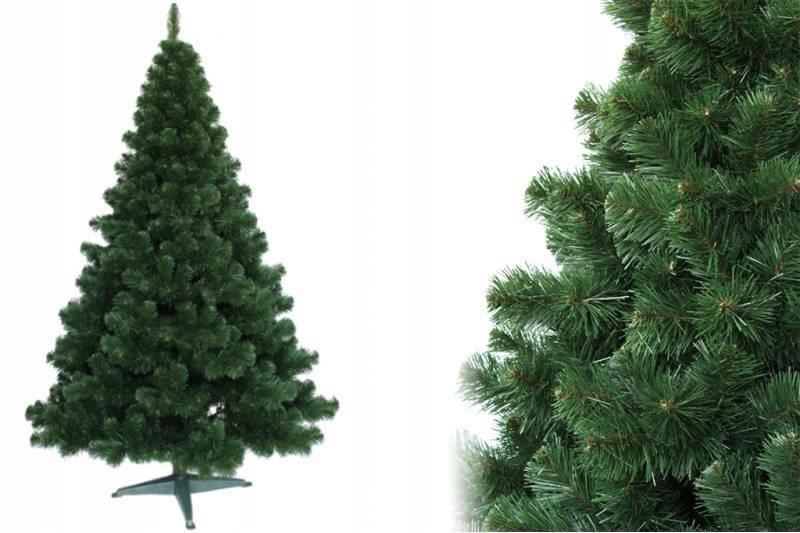 Jedľa Lux 200cm - umelý VIANOČNÝ stromček