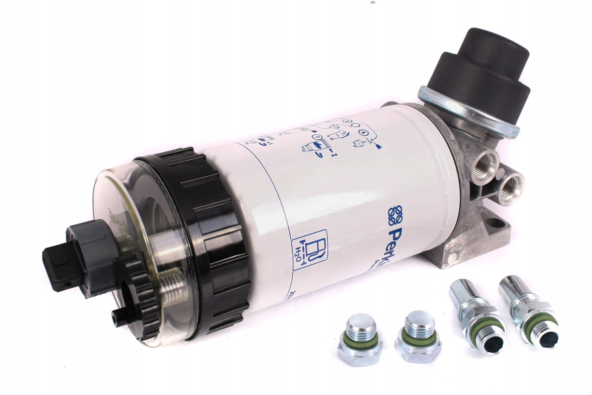 Топливный насос с фильтром Perkins 1100 - 2656F087