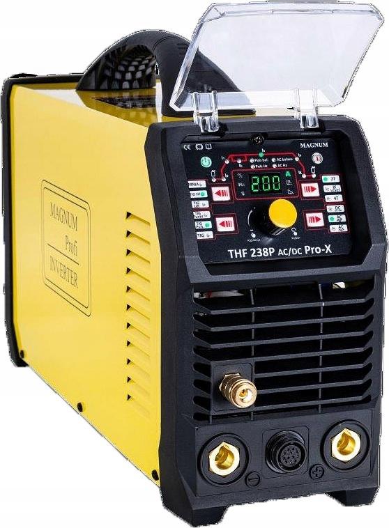 Купить Сварочный аппарат TIG MMA MAGNUM THF 238 AC / DC PRO X PULS на Otpravka - цены и фото - доставка из Польши и стран Европы в Украину.