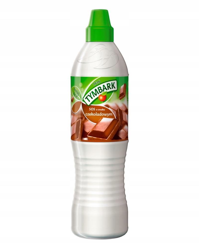 Item Tymbark CHOCOLATE Sauce for desserts, ice cream 1kg