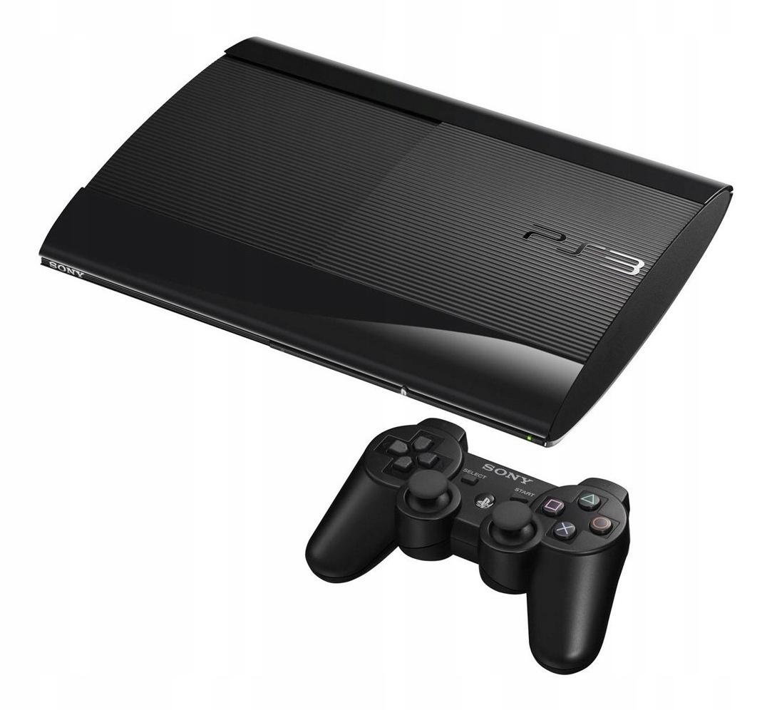 PlayStation 3 Super Slim 500 GB + PAD + FIFA