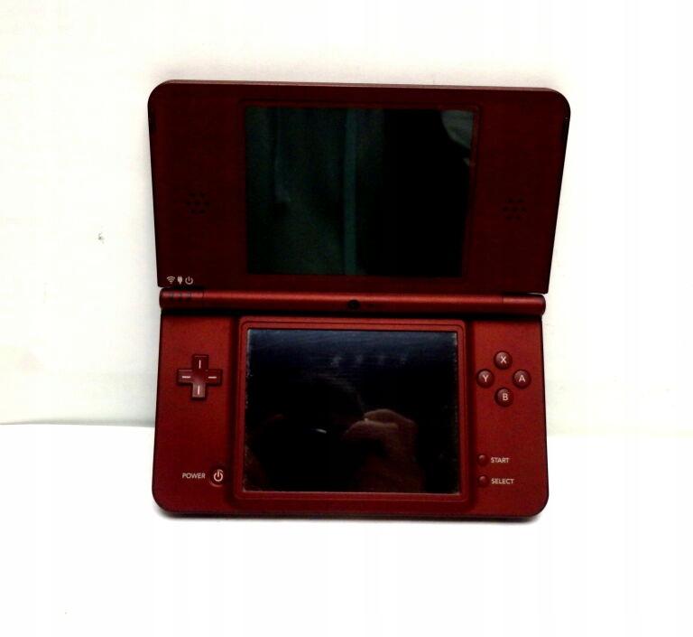 Nintendo DSI XL + Console + Nabíjačka
