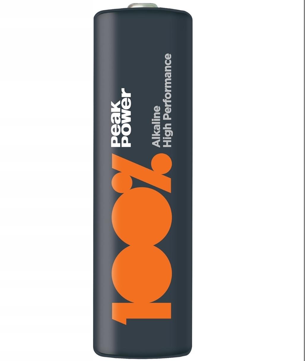 40x bateria alkaline GP PEAK POWER R3 AAA paluszek Marka 100%PeakPower