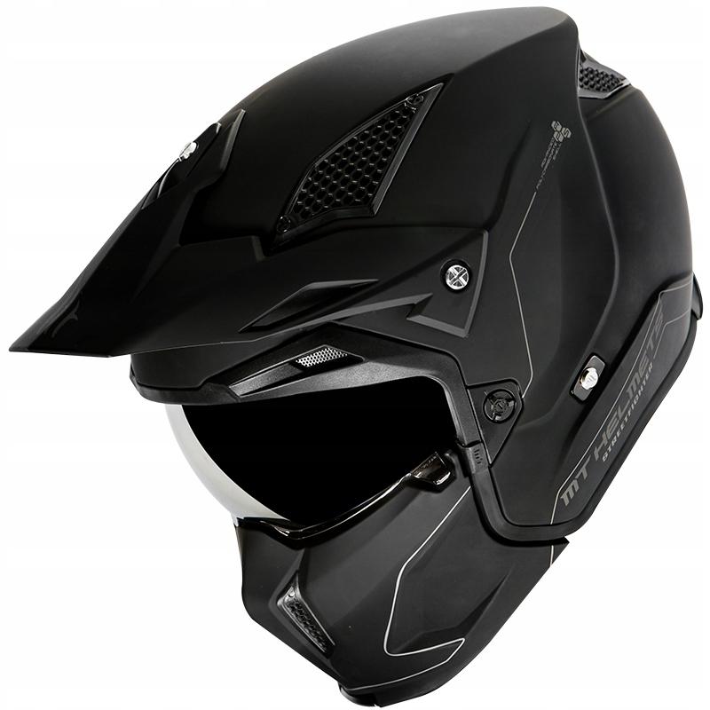 Kask Trialowy Mt Helmets Streetfighter Sv A1 L Tarnow Allegro Pl