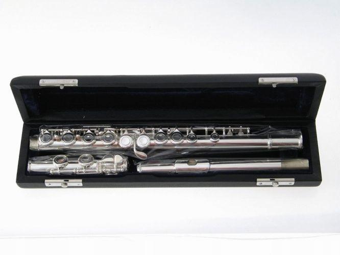 Vždy hrať EF-400 Priečna flauta E mechanik