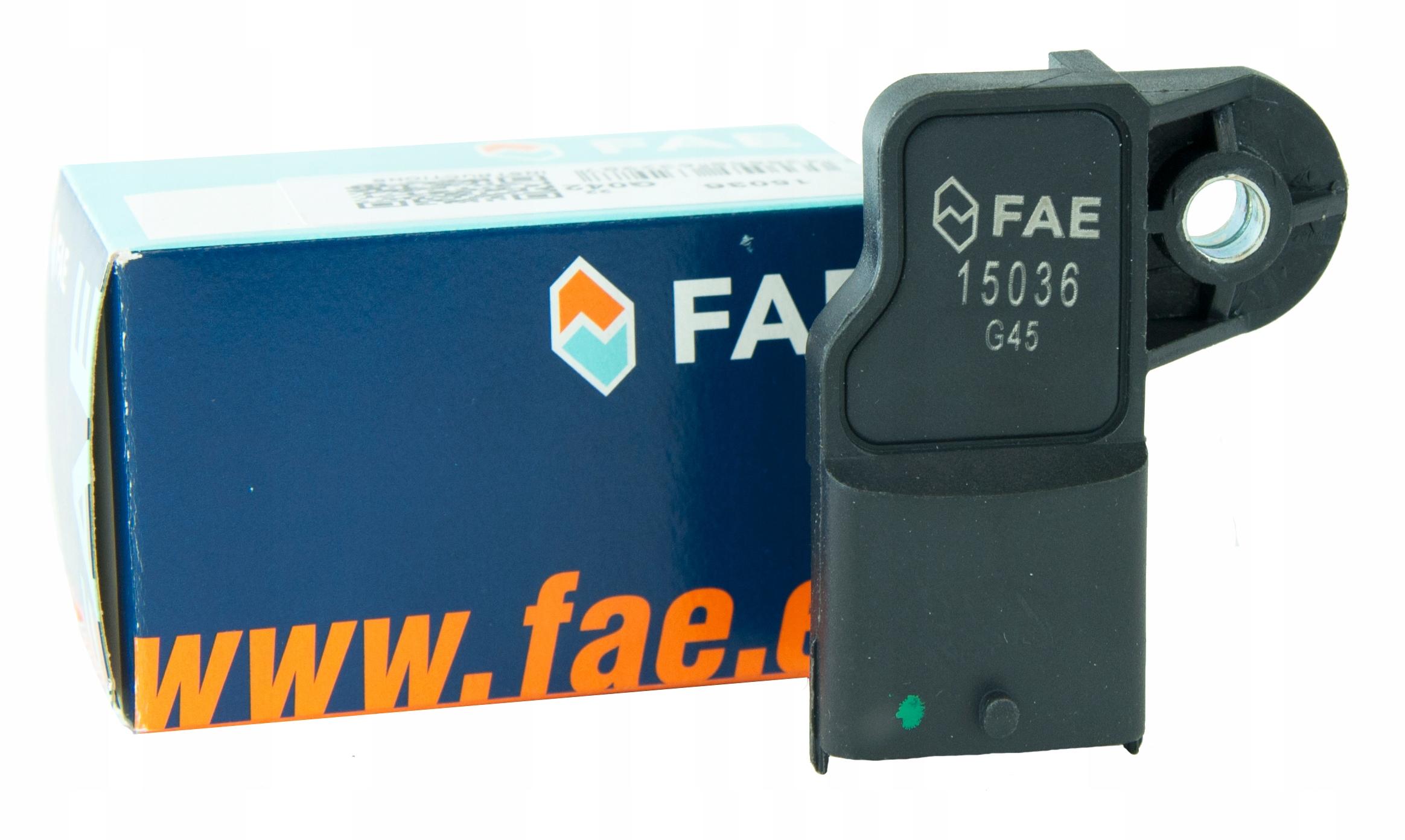датчик давления наддува fae 15036