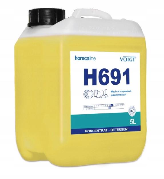 Voigt H691 Стирка в промышленных посудомоечных машинах 10L