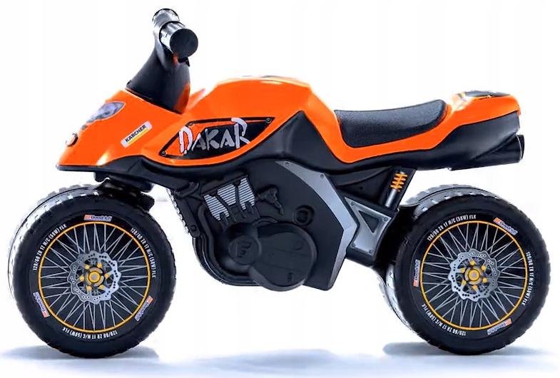Falk Dakar Motor Jezdzik Biegowy Dla Dzieci 1 3 9945635660 Allegro Pl
