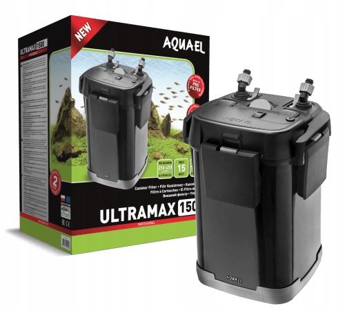 Vonkajší Filter AQUAEL ULTRAMAX 1500 <450L