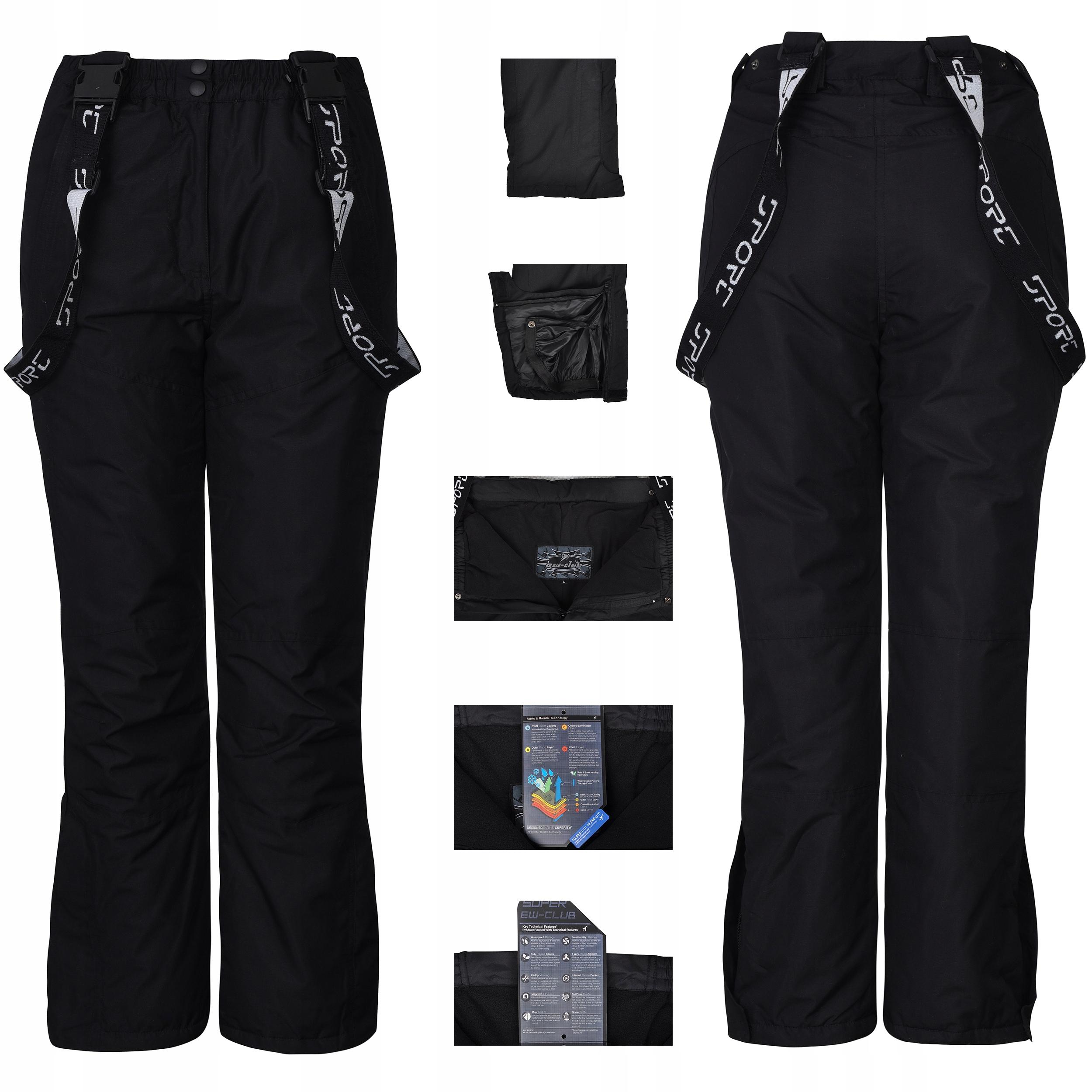 L19 гл. Лыжные брюки ЖЕНСКИЕ XL 10.000