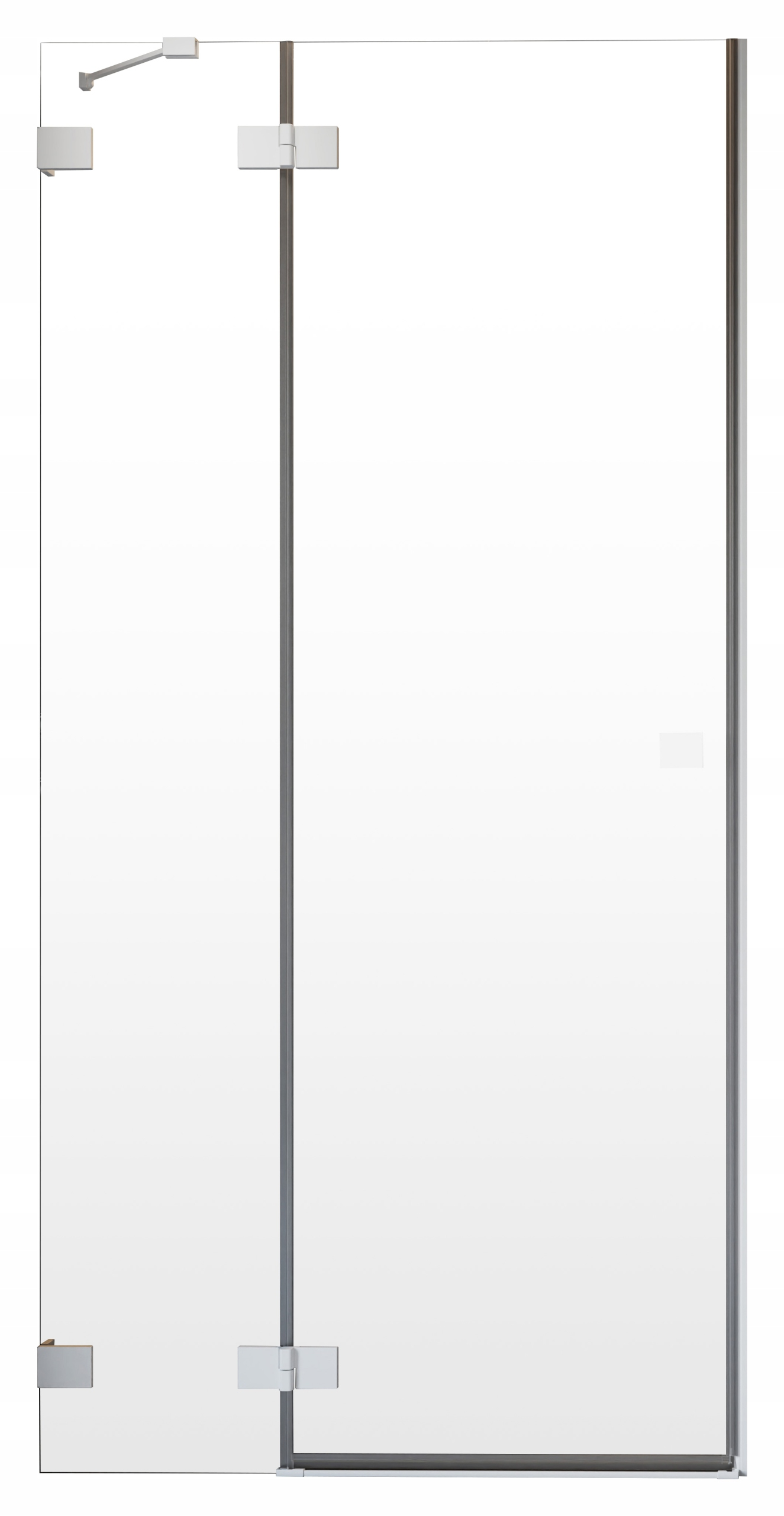 Sprchové dvere Essenza Pro White DWJ 130 Radaway
