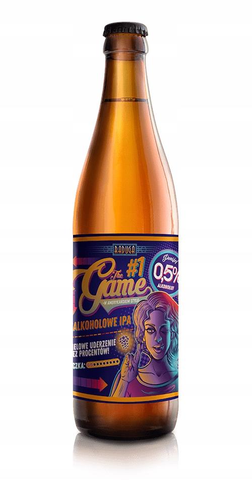 Пиво Игр # 1, Радуга 500мл