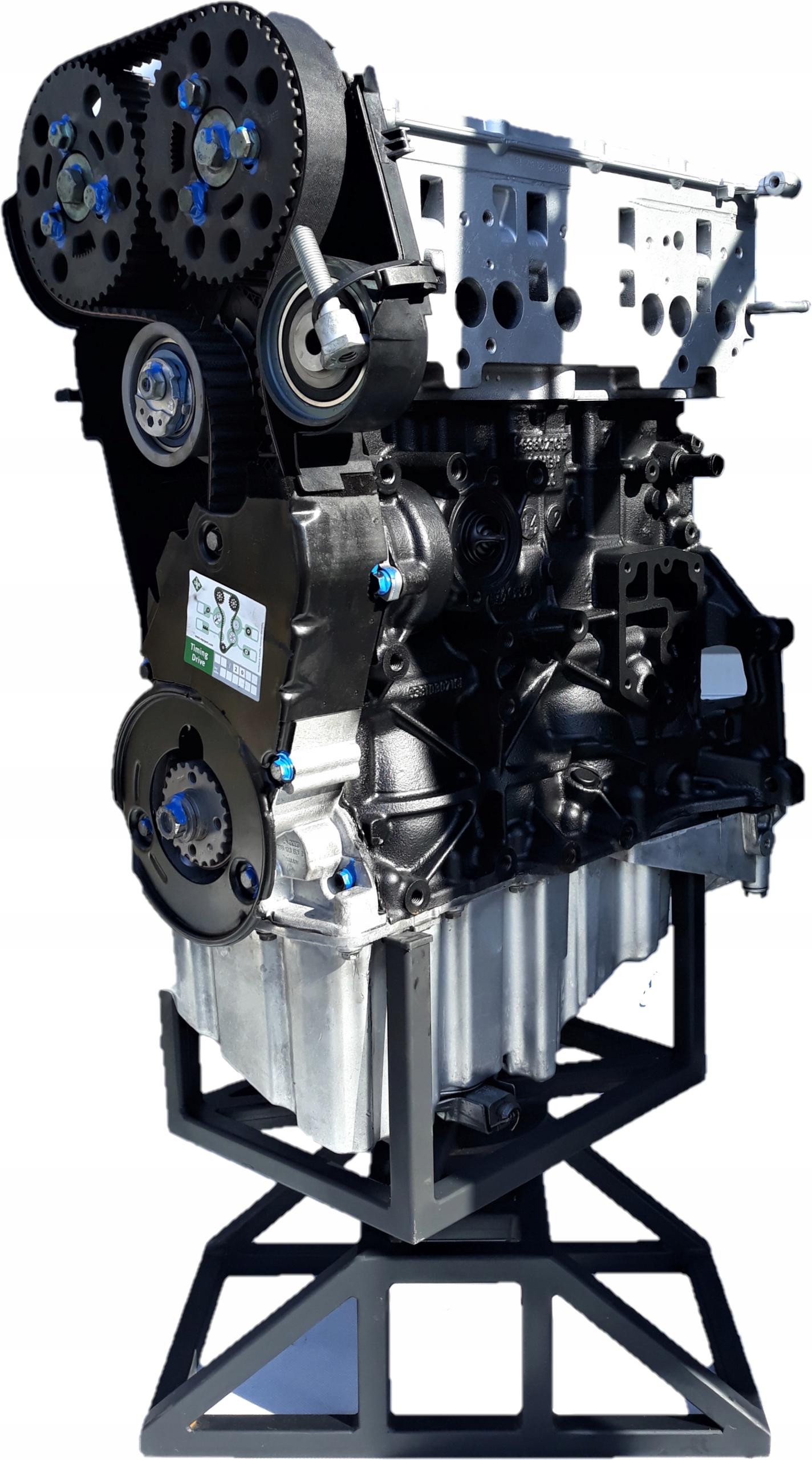 двигатель blb bre brd bna 20 16v 170km макс.
