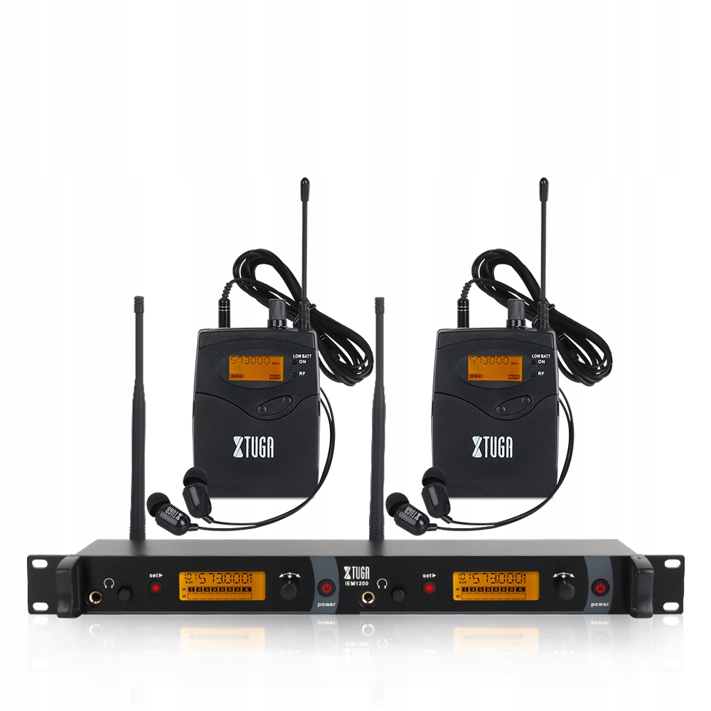Item XTUGA In-Ear listening Ear wireless monitor