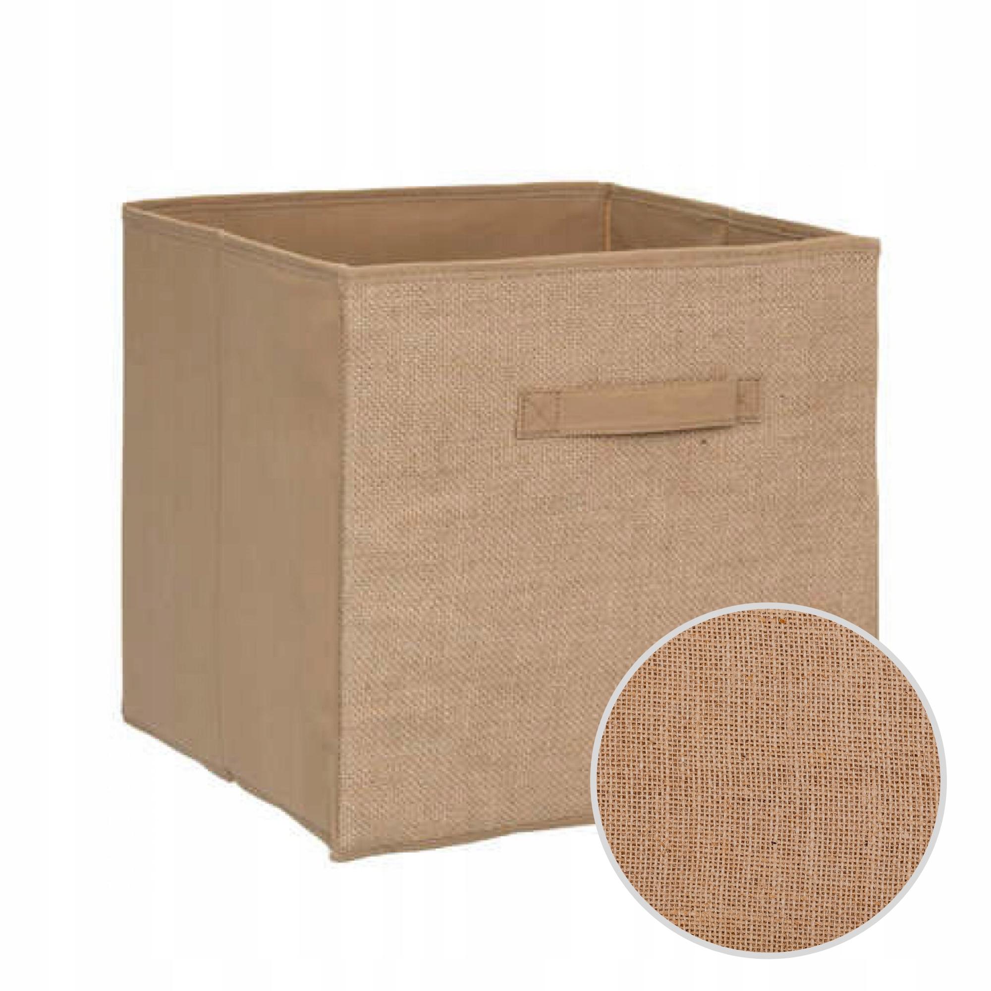 Ящик для хранения джута контейнерная корзина