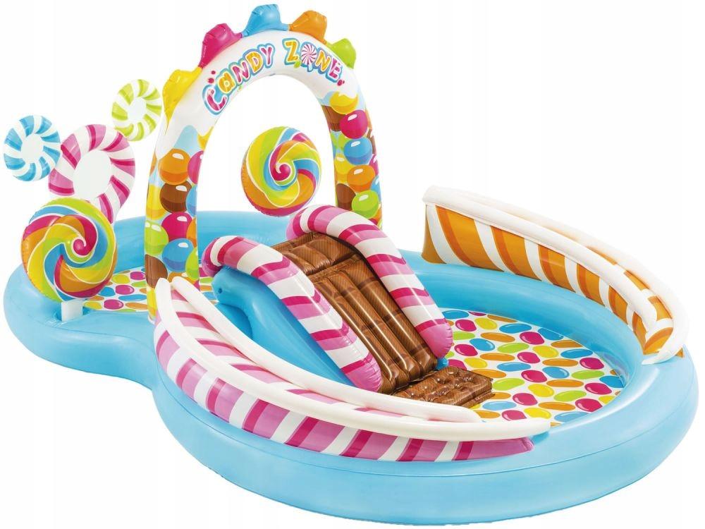 Intex Pool. Детская площадка Candy 295см Intex 57149