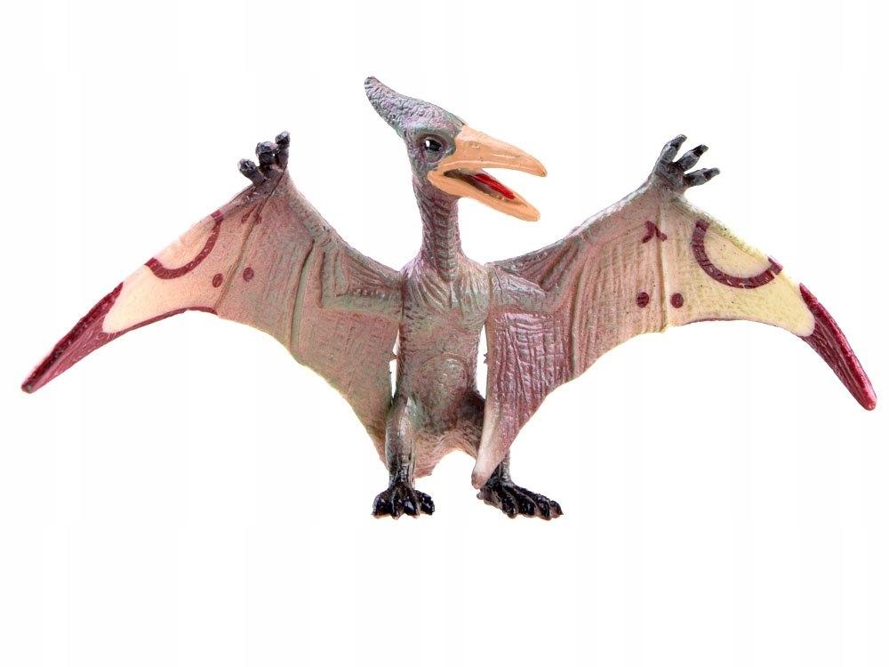 Zestaw dinozaury ręcznie malowane figurki ZA3422 Bohater inny