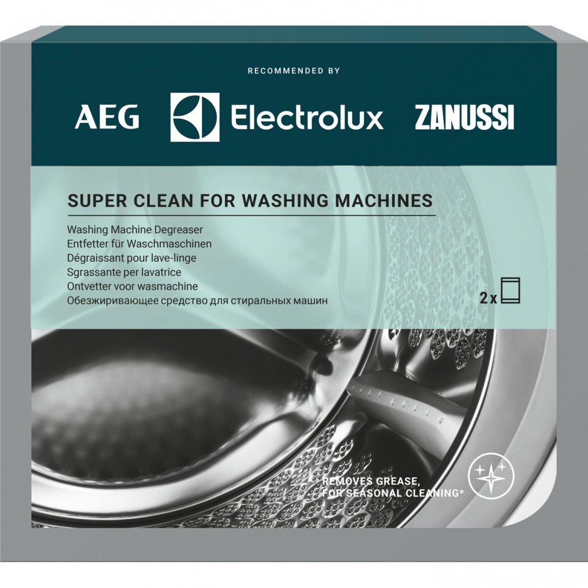 Средство для чистки салона стиральных машин ZANUSSI