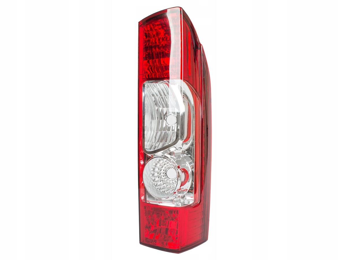лампа мост сзади права ducato jumper boxer 2006-